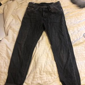 Denim - Levi's jeans 501 CT